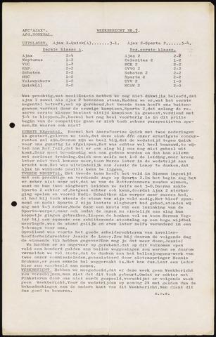 Honkbal nieuws (1963-1972) 1970-05-12