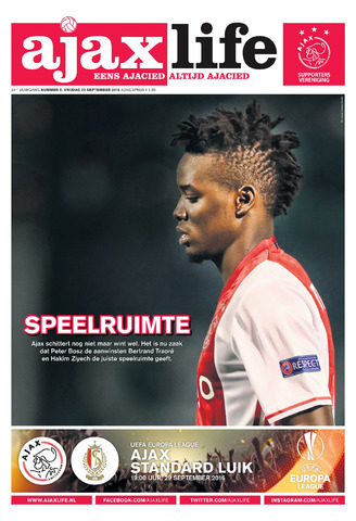 Ajax Life (vanaf 1994) 2016-09-23