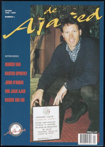 Clubblad De Ajacied (1997-2009) 2000