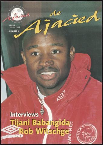 Clubblad De Ajacied (1997-2009) 1999-04-01