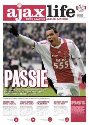 Ajax Life (vanaf 1994) 2010-02-05