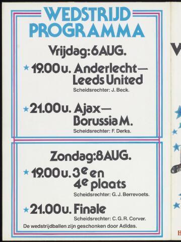 Programmaboekjes (vanaf 1934) 1976-08-06