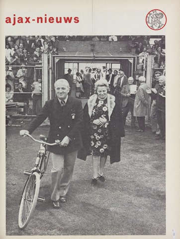 Clubnieuws Ajax (vanaf 1916) 1973-06-01