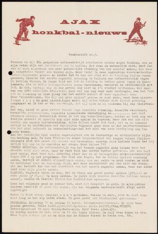Honkbal nieuws (1963-1972) 1964-04-06