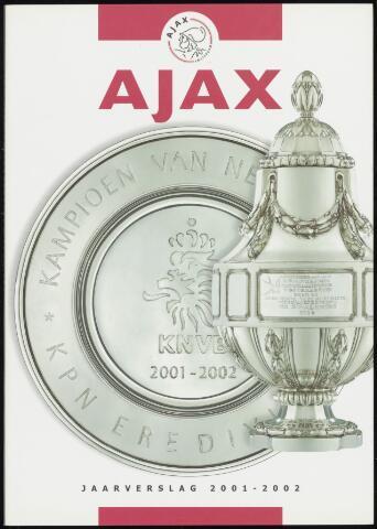 Jaarverslagen Ajax NV (vanaf 1997) 2001