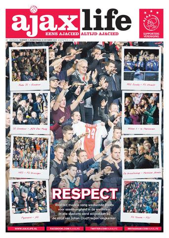 Ajax Life (vanaf 1994) 2015-10-29