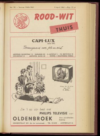 Programmaboekjes (vanaf 1934) 1961-04-09