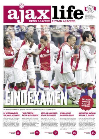 Ajax Life (vanaf 1994) 2009-04-17