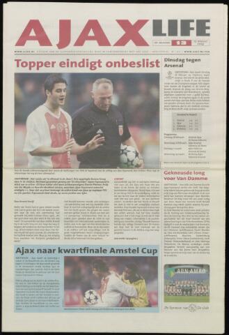 Ajax Life (vanaf 1994) 2003-02-15