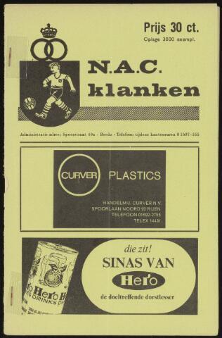 Programmaboekjes (vanaf 1934) 1967-11-19