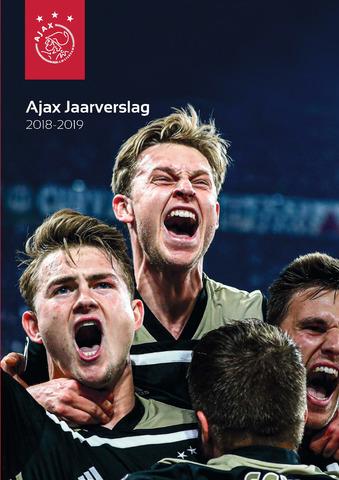 Jaarverslagen Ajax NV (vanaf 1997) 2019-09-30