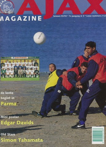 Magazine (1987-2007) 1993-11-01