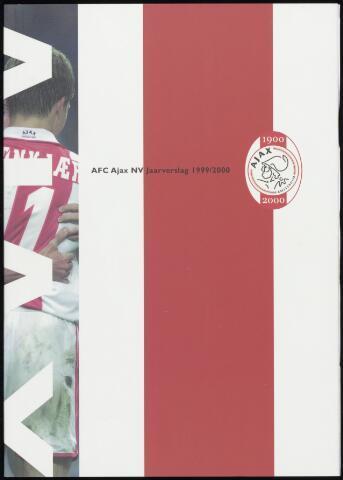 Jaarverslagen Ajax NV (vanaf 1997) 1999