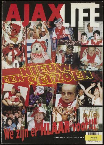 Ajax Life (vanaf 1994) 1995-08-01