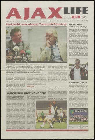 Ajax Life (vanaf 1994) 2003-06-14