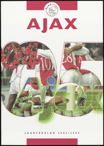 Jaarverslagen Ajax NV (vanaf 1997) 2004-01-01