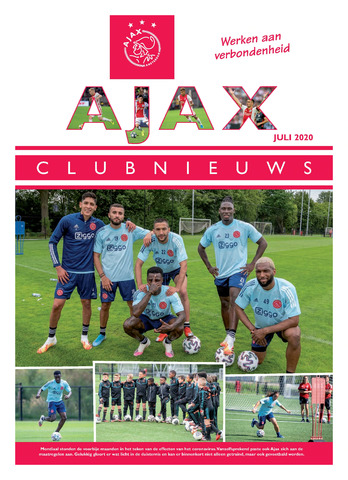 Clubnieuws Ajax (vanaf 1916) 2020-07-01