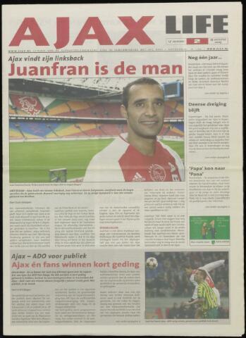 Ajax Life (vanaf 1994) 2005-08-19