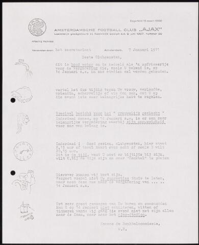 Honkbal divers (1963-1972) 1971-01-07