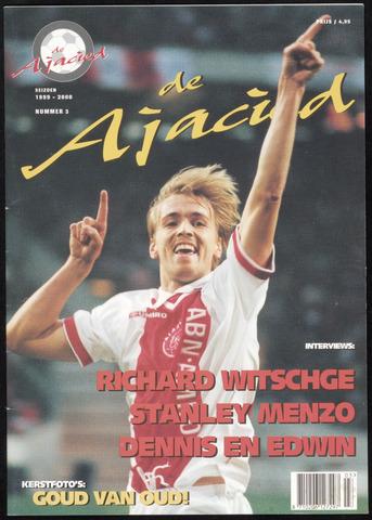 Clubblad De Ajacied (1997-2009) 1999-12-01