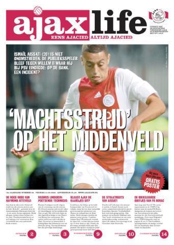 Ajax Life (vanaf 1994) 2008-09-12
