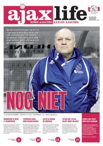 Ajax Life (vanaf 1994) 2009-11-13