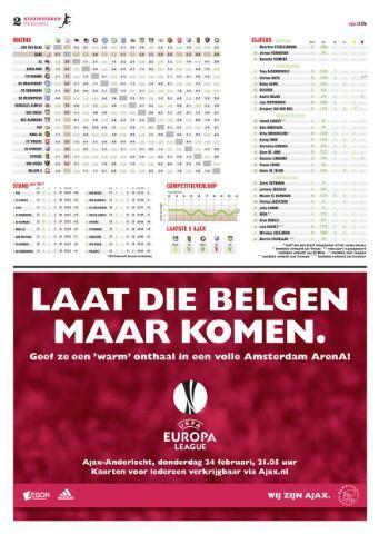 Ajax Life (vanaf 1994) 2011-02-04
