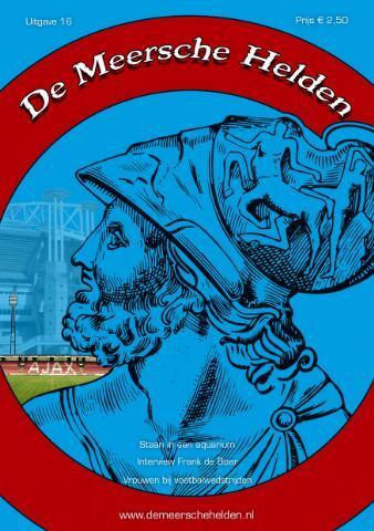 Fanzine De Meersche Helden (vanaf 2008) 2011
