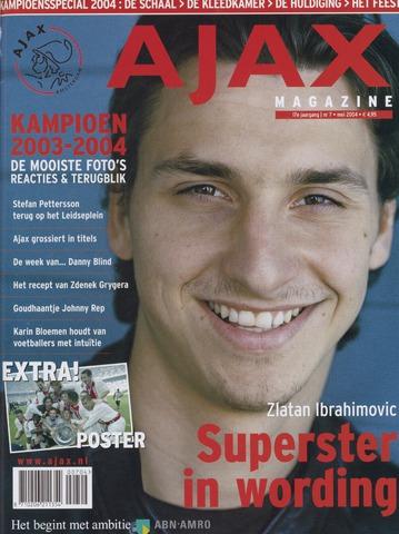 Magazine (1987-2007) 2004-05-01