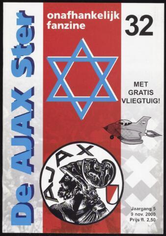 Fanzine De Ajax Ster (1996-2001) 2000-11-09