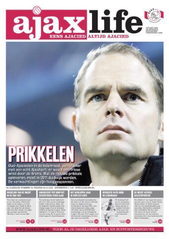 Ajax Life (vanaf 1994) 2010-12-30