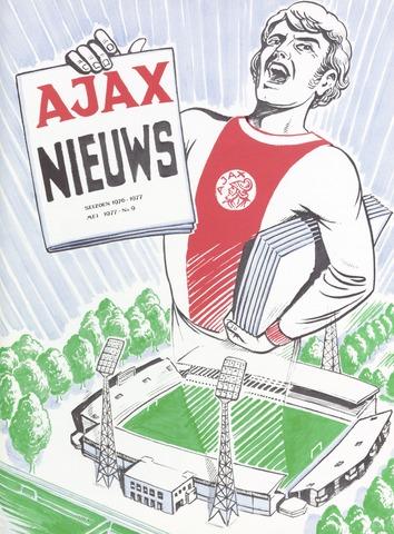 Clubnieuws Ajax (vanaf 1916) 1977-05-01