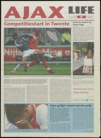 Ajax Life (vanaf 1994) 2004-08-15
