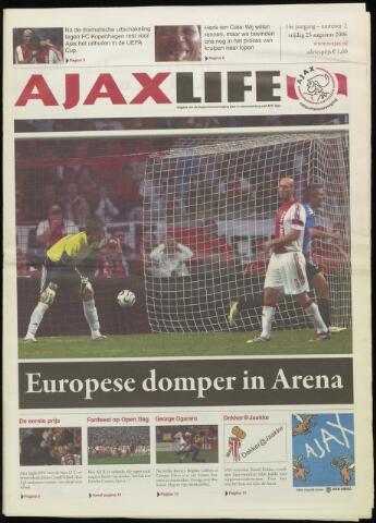 Ajax Life (vanaf 1994) 2006-08-25