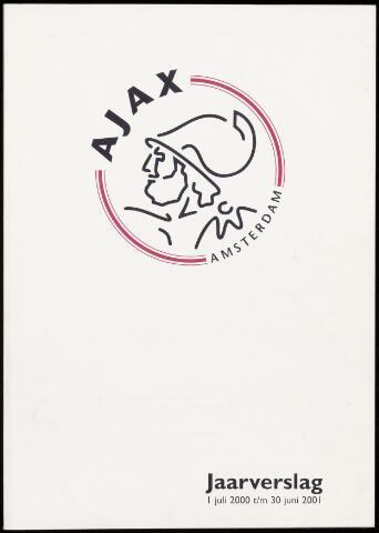 Jaarverslagen Vereniging (vanaf 1964) 2001-06-30