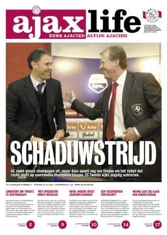 Ajax Life (vanaf 1994) 2009-04-03