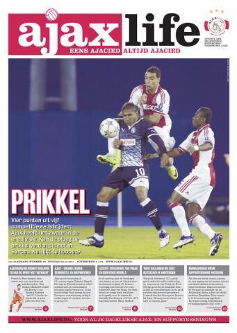 Ajax Life (vanaf 1994) 2011-10-28