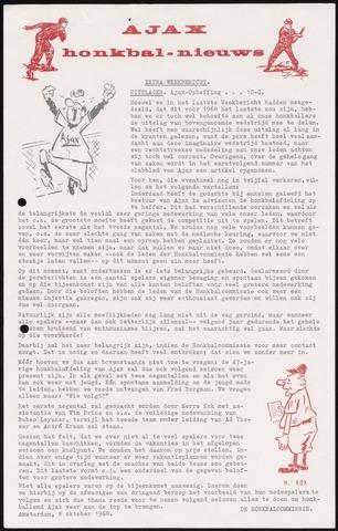 Honkbal nieuws (1963-1972) 1968-10-08