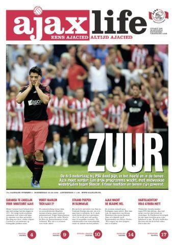 Ajax Life (vanaf 1994) 2009-08-20