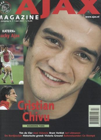 Magazine (1987-2007) 2001-05-01