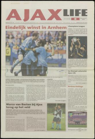 Ajax Life (vanaf 1994) 2002-08-29
