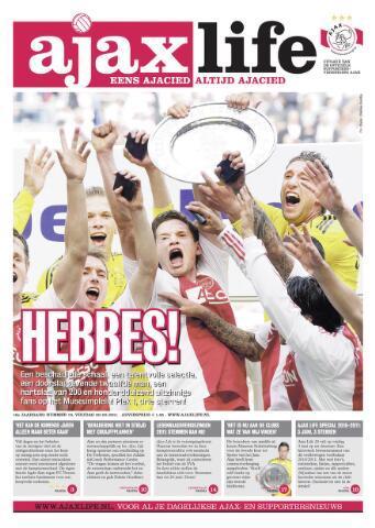 Ajax Life (vanaf 1994) 2011-05-20