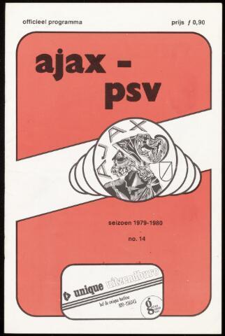 Programmaboekjes (vanaf 1934) 1979-11-11