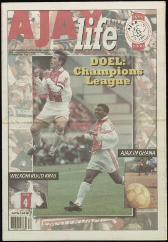 Ajax Life (vanaf 1994) 2001-03-01