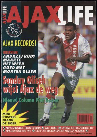 Ajax Life (vanaf 1994) 1998-02-01