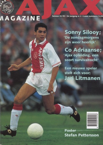 Magazine (1987-2007) 1992-10-01