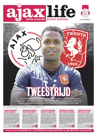Ajax Life (vanaf 1994) 2012-09-27