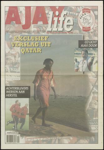 Ajax Life (vanaf 1994) 2001-01-25