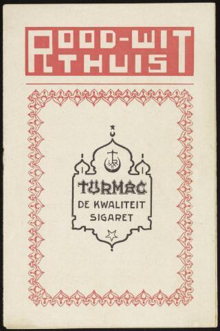 Programmaboekjes (vanaf 1934) 1934-04-22