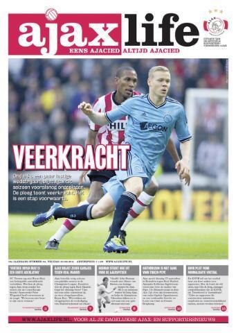 Ajax Life (vanaf 1994) 2011-09-23